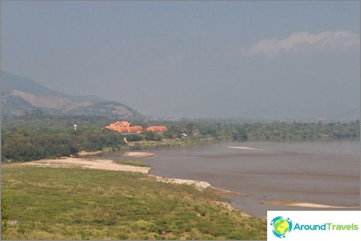 Burma Mekong-joen yli
