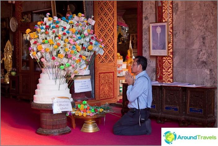 Молитви към паричното дърво