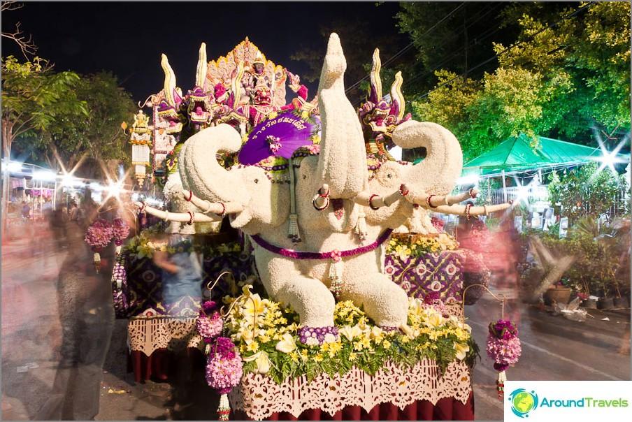 Chiang Mai -kukkafestivaali