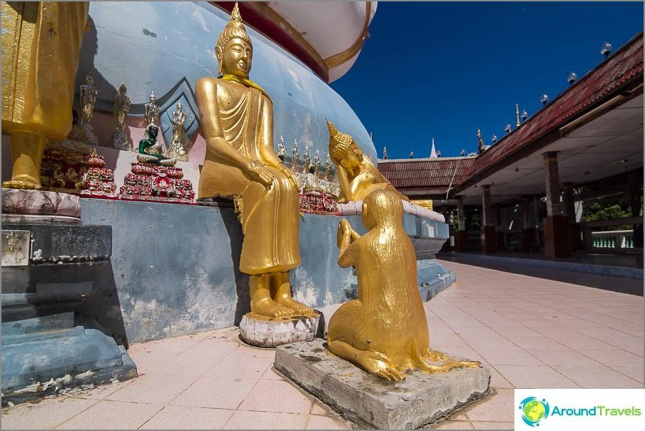 Noin Big Buddha muut hahmot