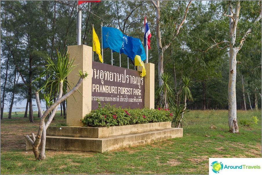 Pranaburin metsäpuisto