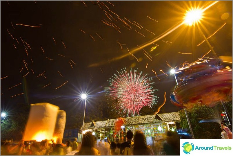 Loy Kratong- ja Yipeng-festivaalit (20)
