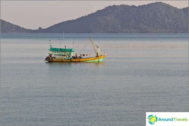 Kuvia Koh Changin saarista (38)