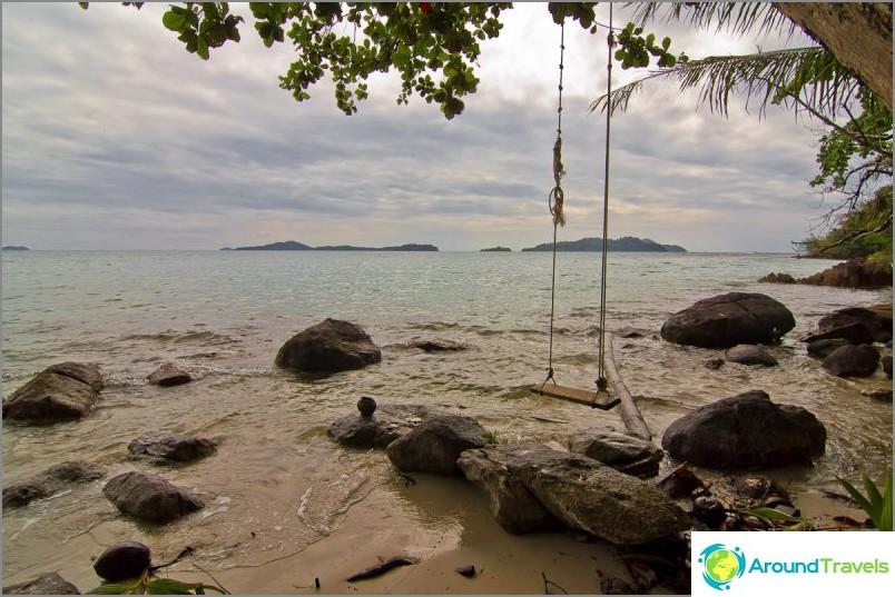 Kuvia Koh Changin saarista (8)