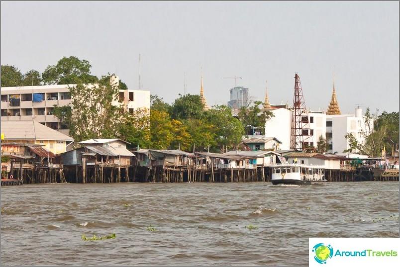 River slums - halvin asunto