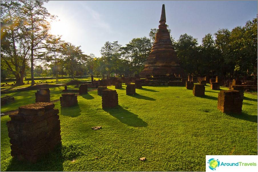 Temple Wat Phra