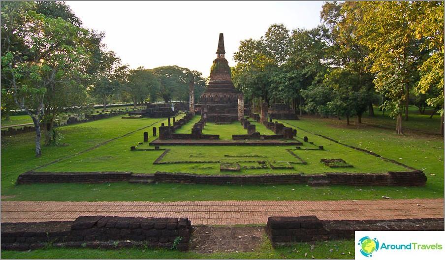 Wat Phra Kaeon temppeli