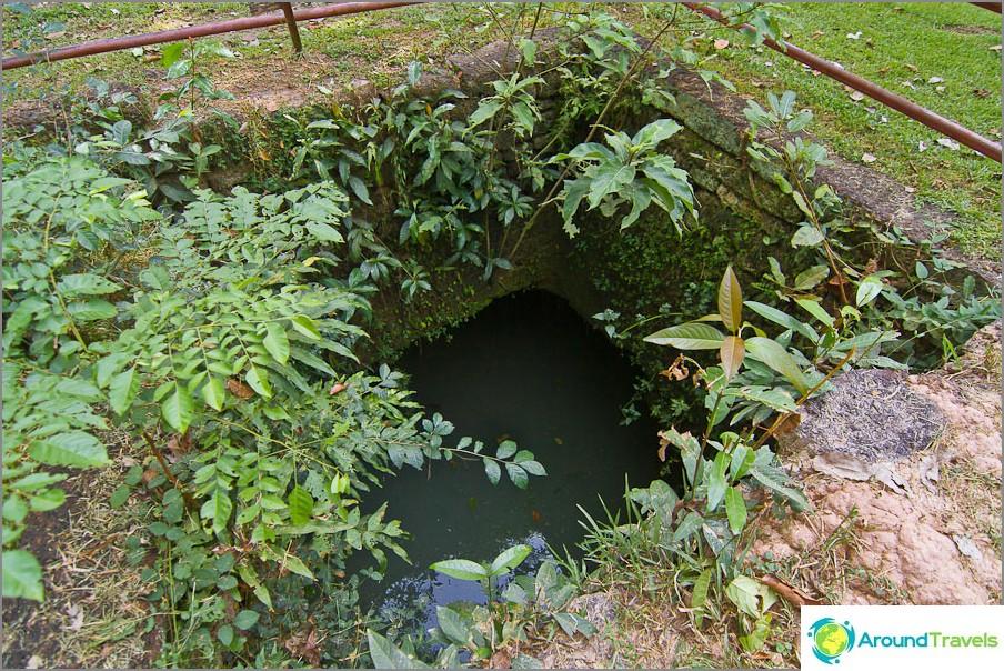 Esihistoriallinen vesikaivo