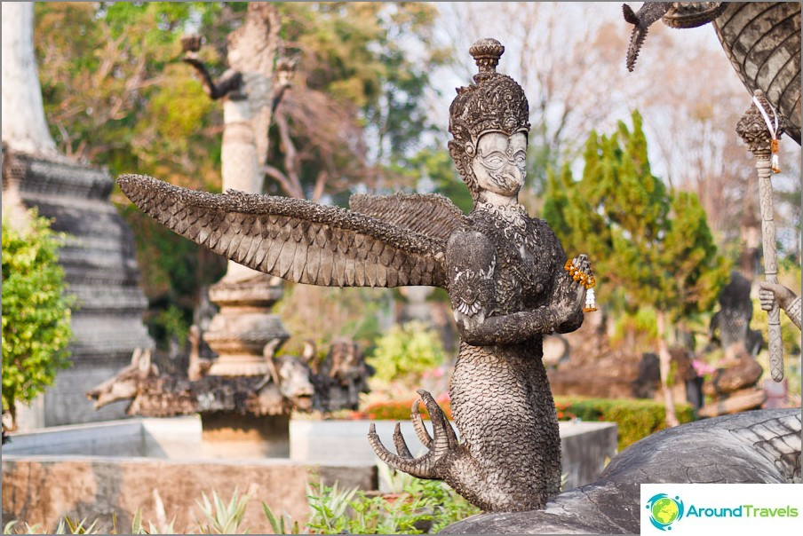 Buddha Park Sala Keoku