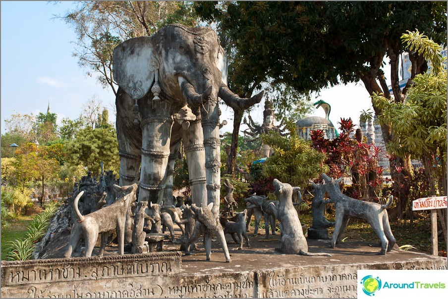 Fable - Mopit ja norsu