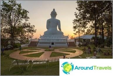 Phra That Chom Kitti -temppeli - paikka taika-auringonlaskujen sieppaamiseen