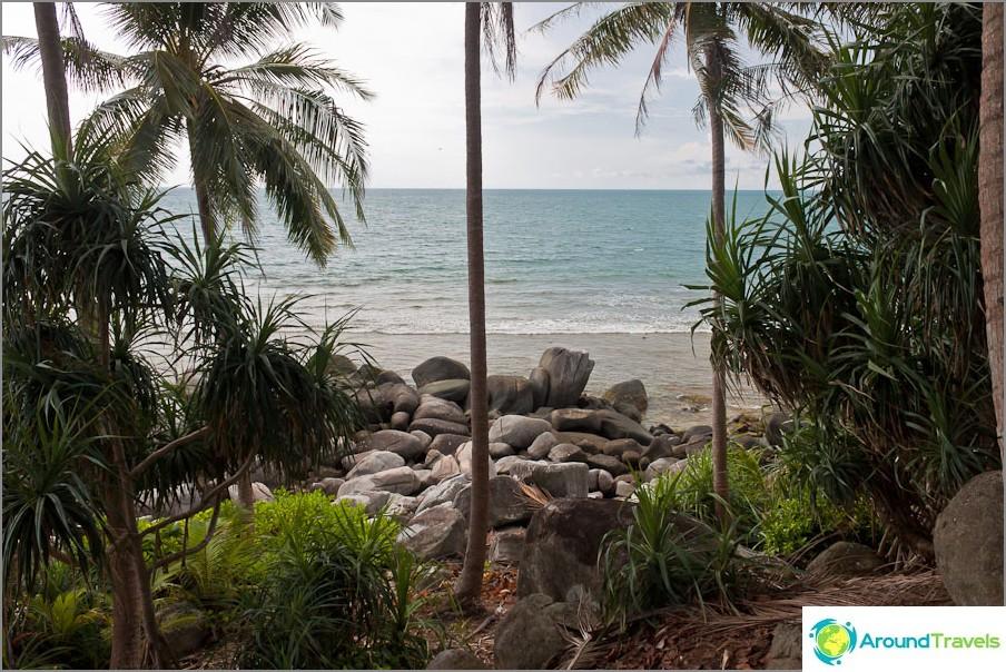 Tropiikin paratiisi phuketissa
