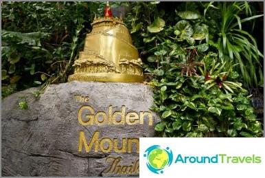 Wat Saket tai Golden Mountain Temple