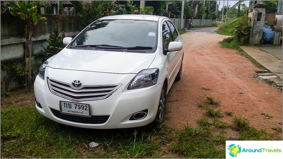 Нова Toyota Vios