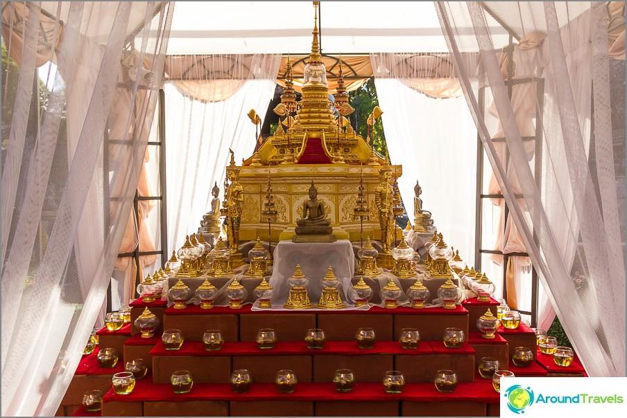 Temppelissä