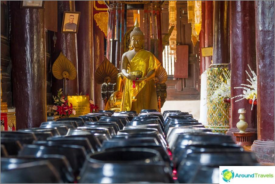 Temppelin tykistöruukut
