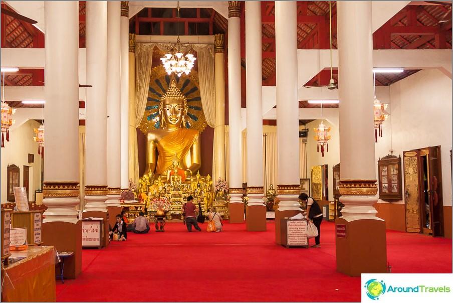 Wat Phra Singhin temppeli