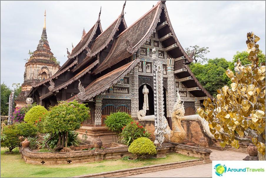 Temple Wat Lok Molee