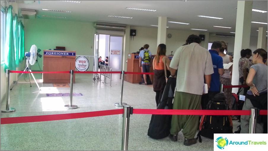 Thaimaan rajavalvonta