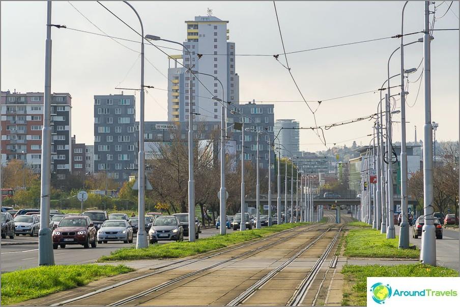 Зона за спане на Ружинов в Братислава