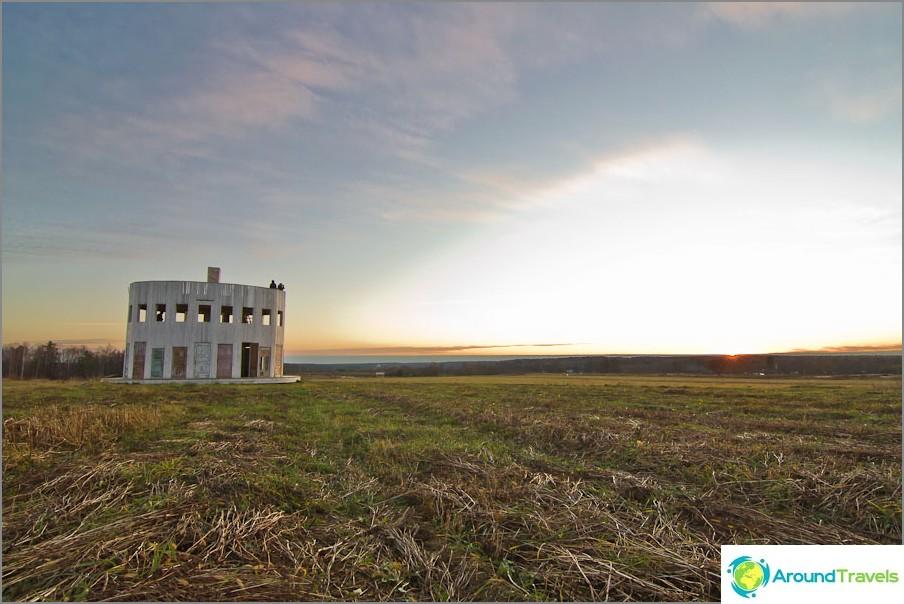 Rotunda, Archstoyanie -festivaali Kalugan alueen Nikolo-Slothissa