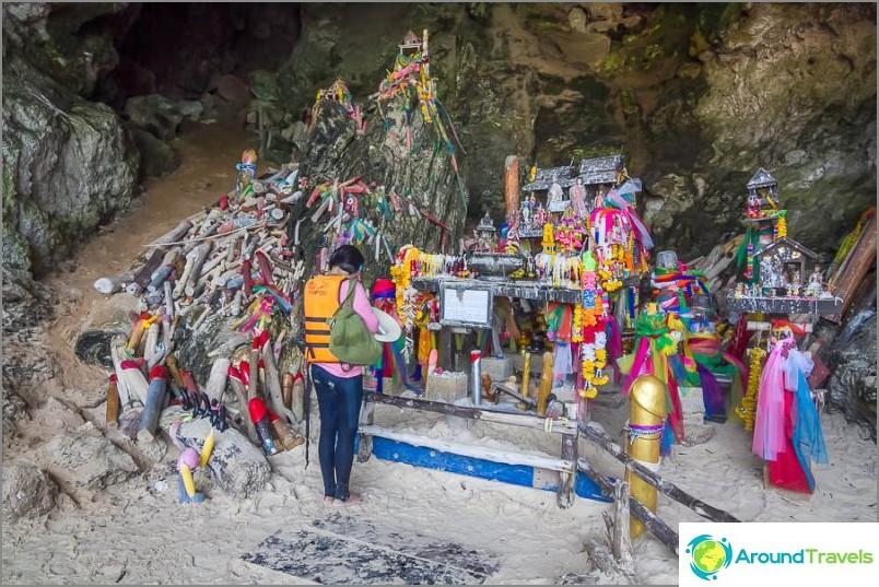Пещера Фалус или Франанг Яй
