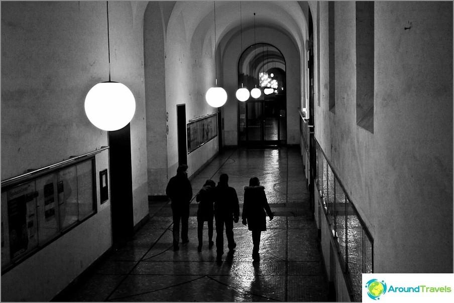 Münchenin yöyliopisto