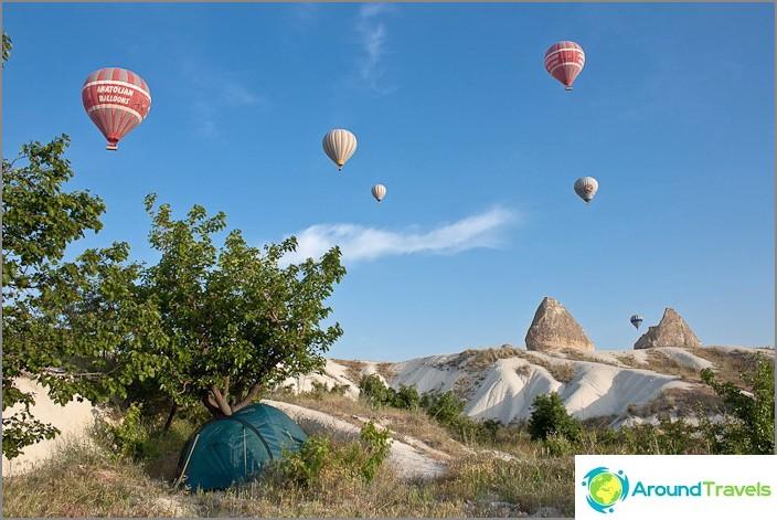 Goreme. Cappadocia