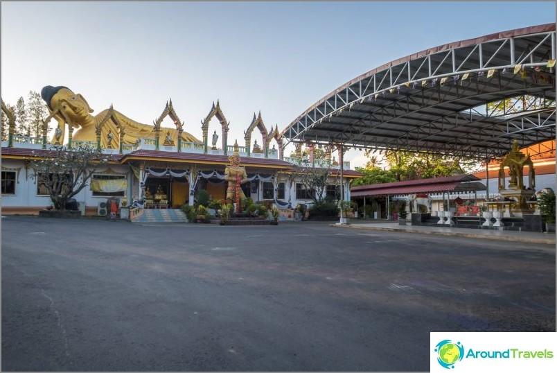 Откриване на храма на Буда в Пукет - Ват Шри Сунтон