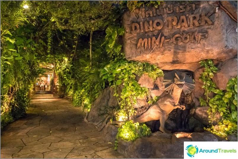 Dino Park Phuket Mini Park
