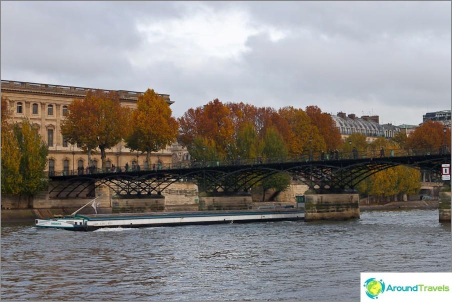 Taiteiden silta (Pont des Arts)
