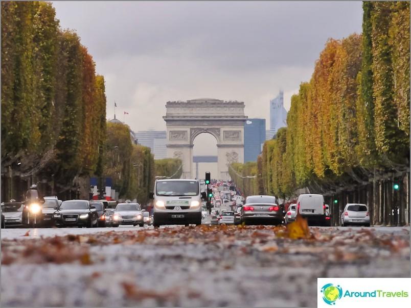 Riemukaari Pariisissa