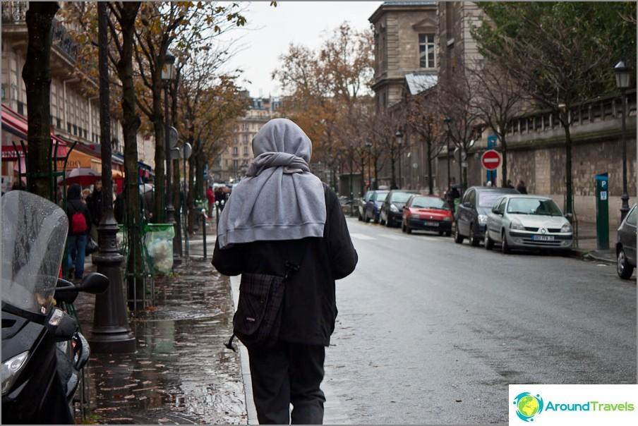 Pariisilaiset kaduilla