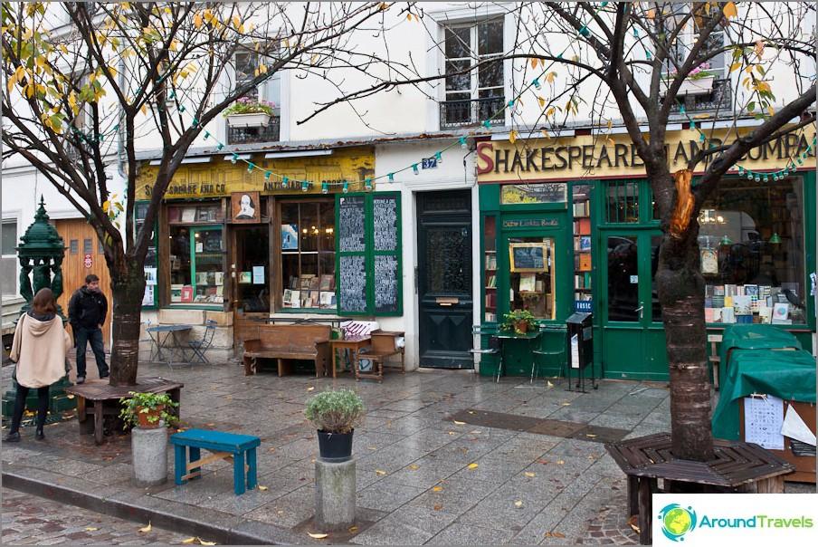 Kaupat Pariisissa