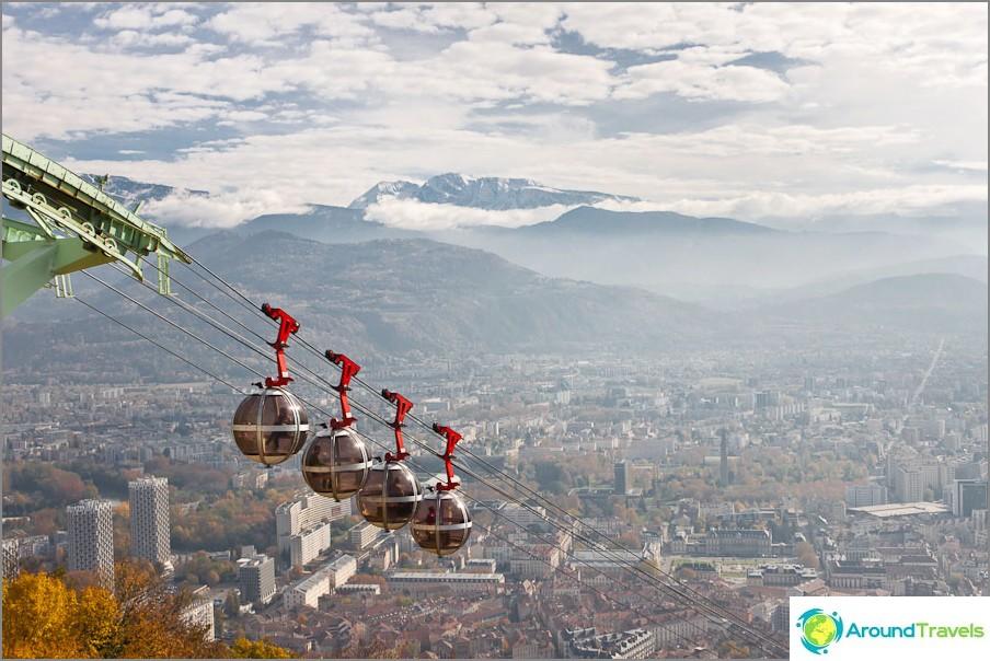 Kuuluisa Grenoble-muna