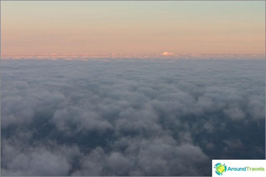 Ние сме над облаците