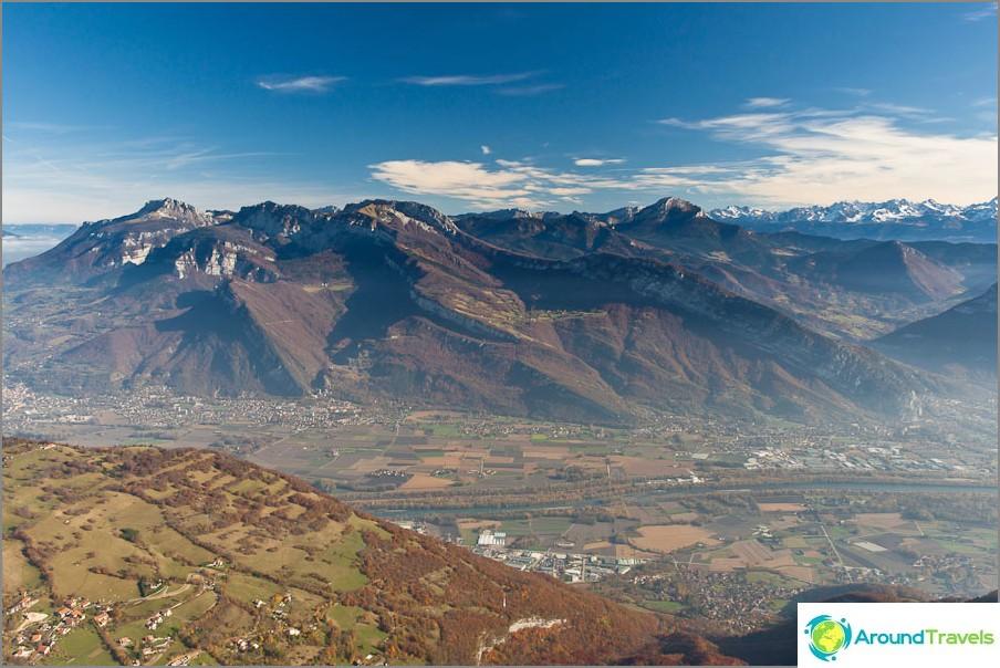 Гренобъл планини