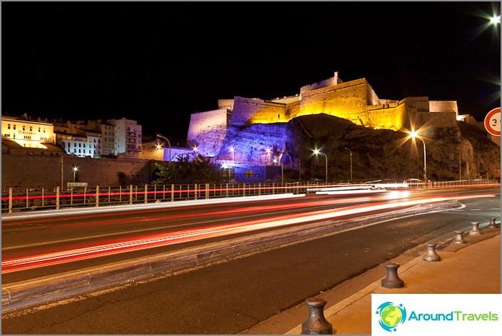 Marseillen yökaupunki