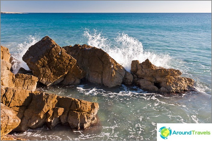 Välimeren rannikko