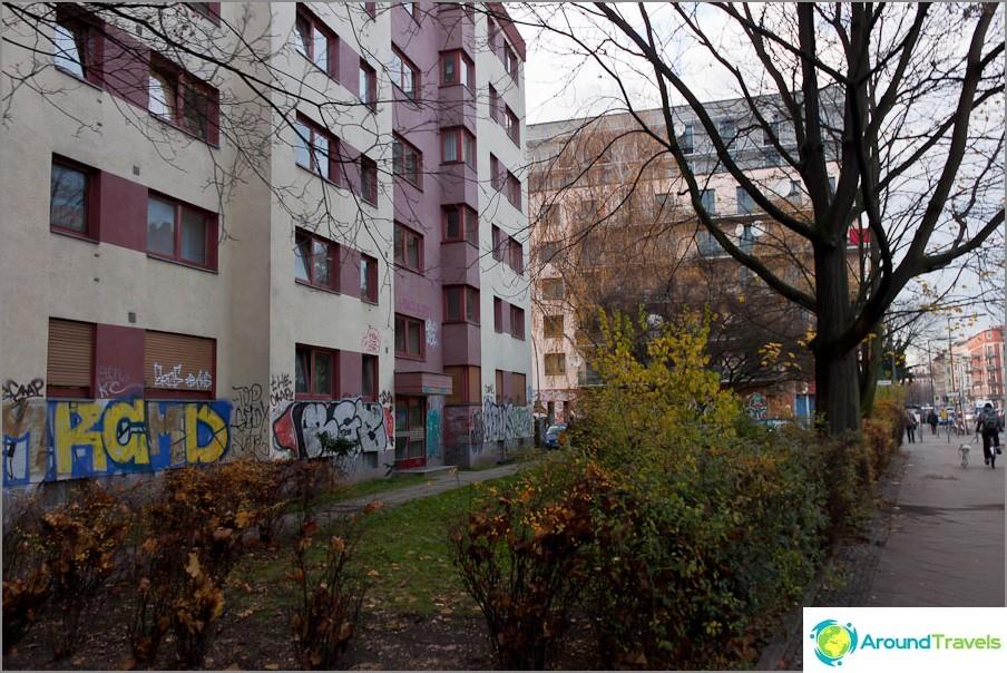 Улици на Берлин