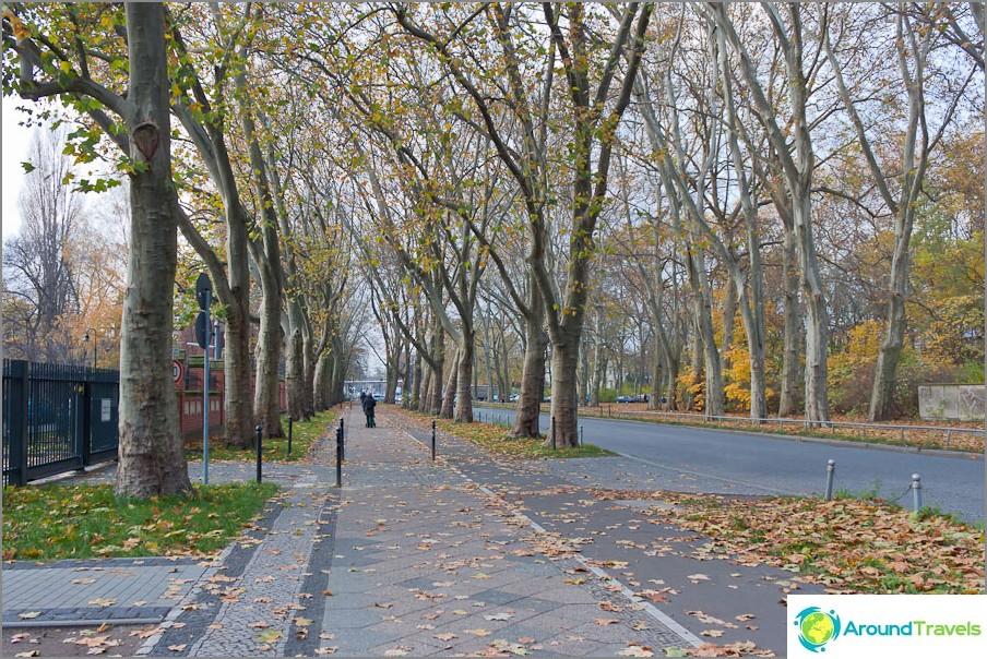 Велосипедни пътеки в Берлин