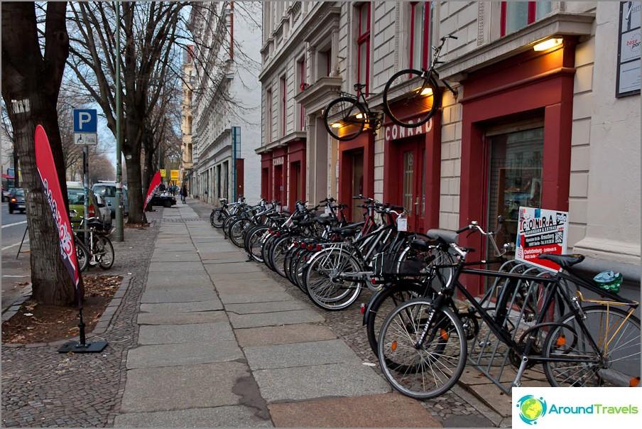 Велосипеди навсякъде