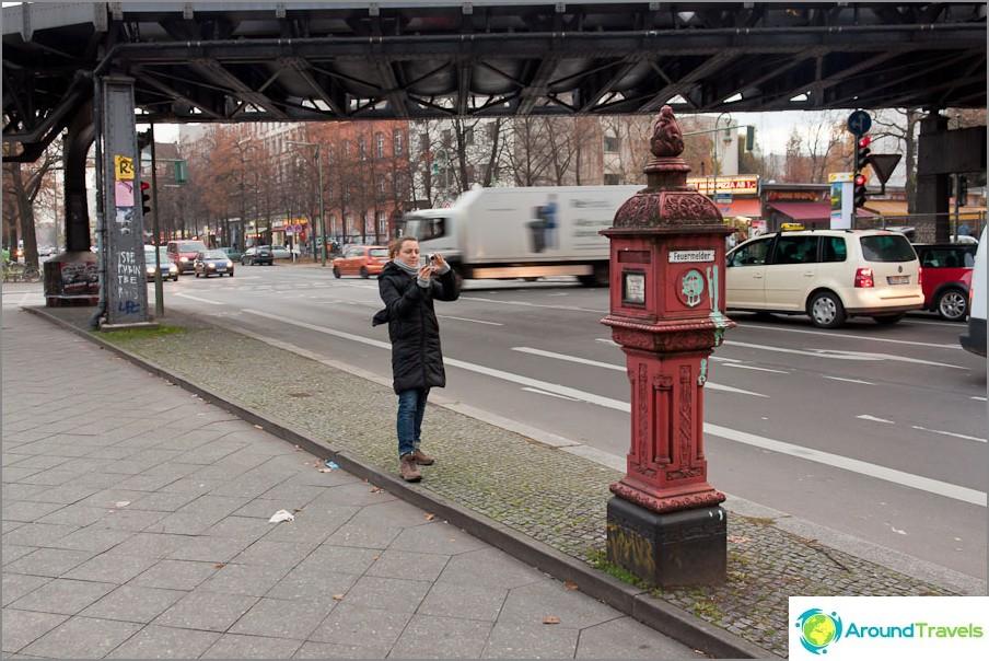 Разходка в Берлин