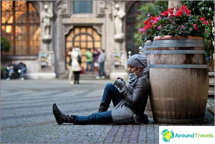 Мюнхен стар град