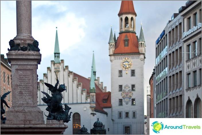 Старо кметство - Altes Rathaus