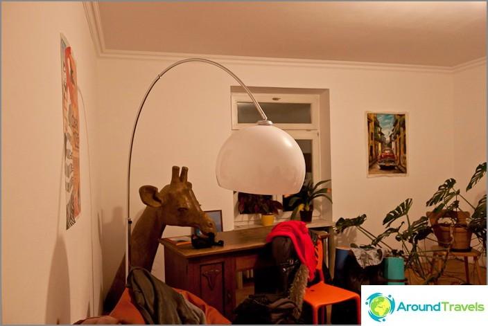 Herra München - Oliverin huoneisto