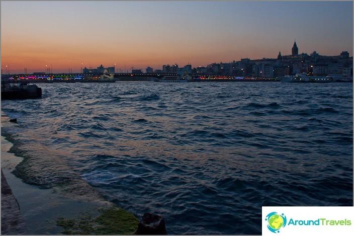 Пролифес Босфор. Истанбул.