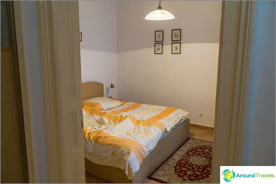 شقة في براتيسلافا بدلا من فندق