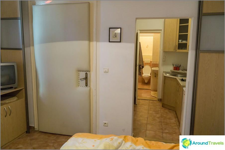 باب أبيض - مدخل