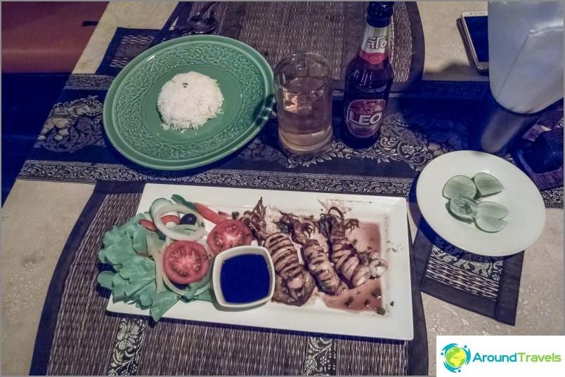 Thailandia Civil Restaurant - thairuoka Ao Nangissa